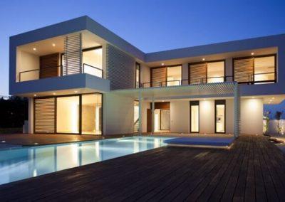 7- Diseños de construcción modernas desde 450 euros m2