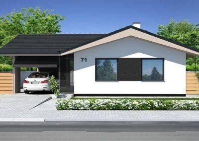 8b- Diseños de construcción modernas desde 450 euros m2