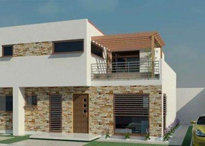 9- Diseños de construcción modernas desde 450 euros m2