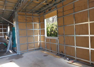 Casa en Construcción Steel Framing 2