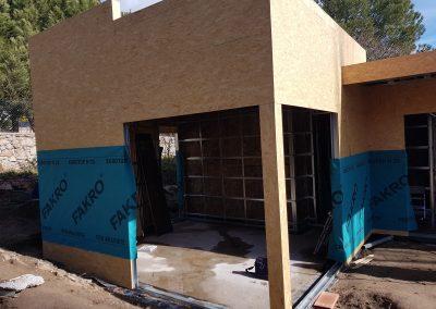 Casa en Construcción Steel Framing 3
