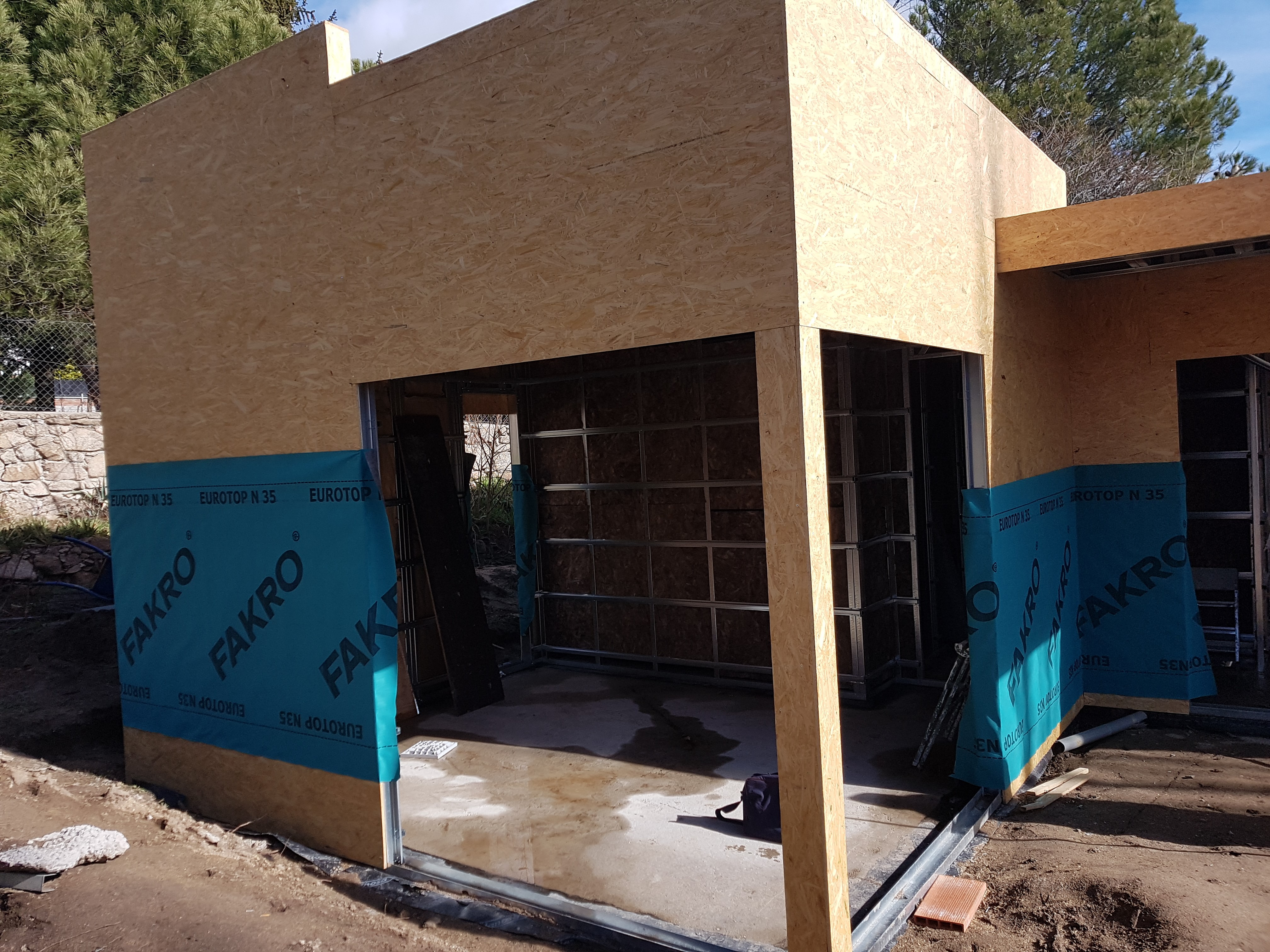 Construimos tu casa con \'Steel Framing\' - Reformas Baratas Madrid