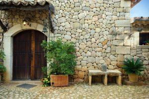Reforma de fachada en piedra