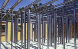 Steel Framing en la construcción