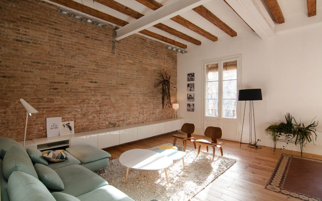 Casas de buena eficiencia energética en madera