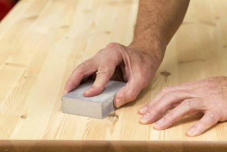 Decorar la vivienda con madera envejecida