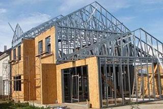 ¿Cómo se construye con Steel Framing?